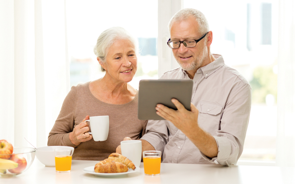 Top apps for the over 50s