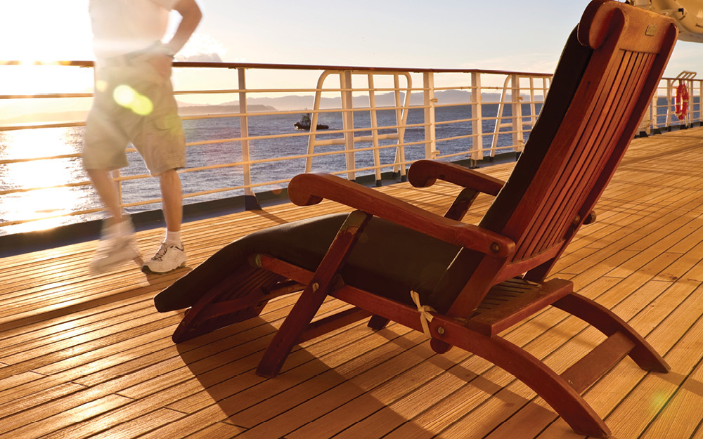 All aboard – The popularity of cruising continues to rise