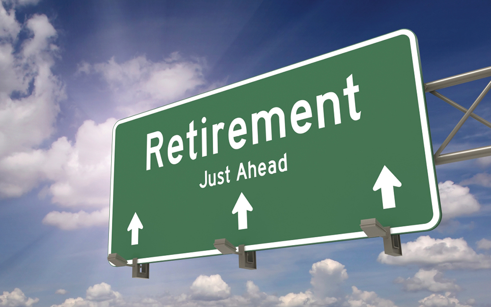 Retirement rolls around faster than you think