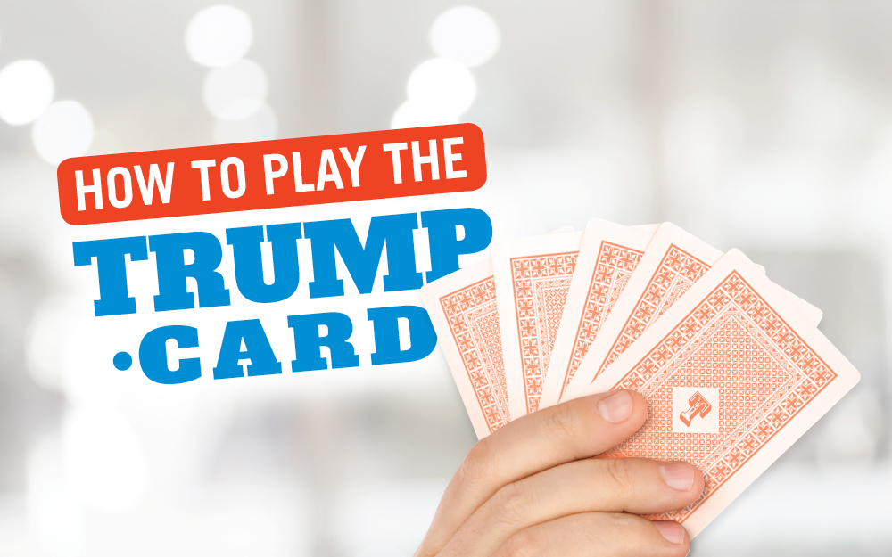 1612 ai nl how to play the trump card