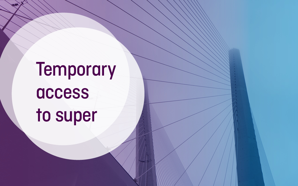 Temporary access to super