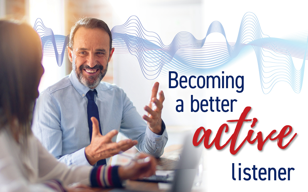 Becoming a better active listener
