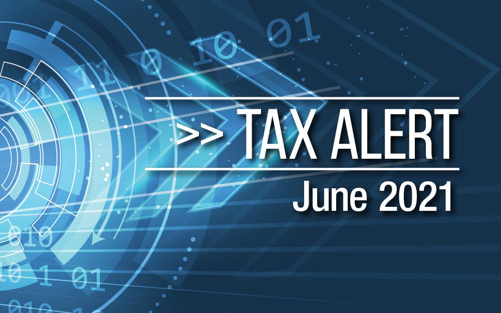 Tax Alert June 2021