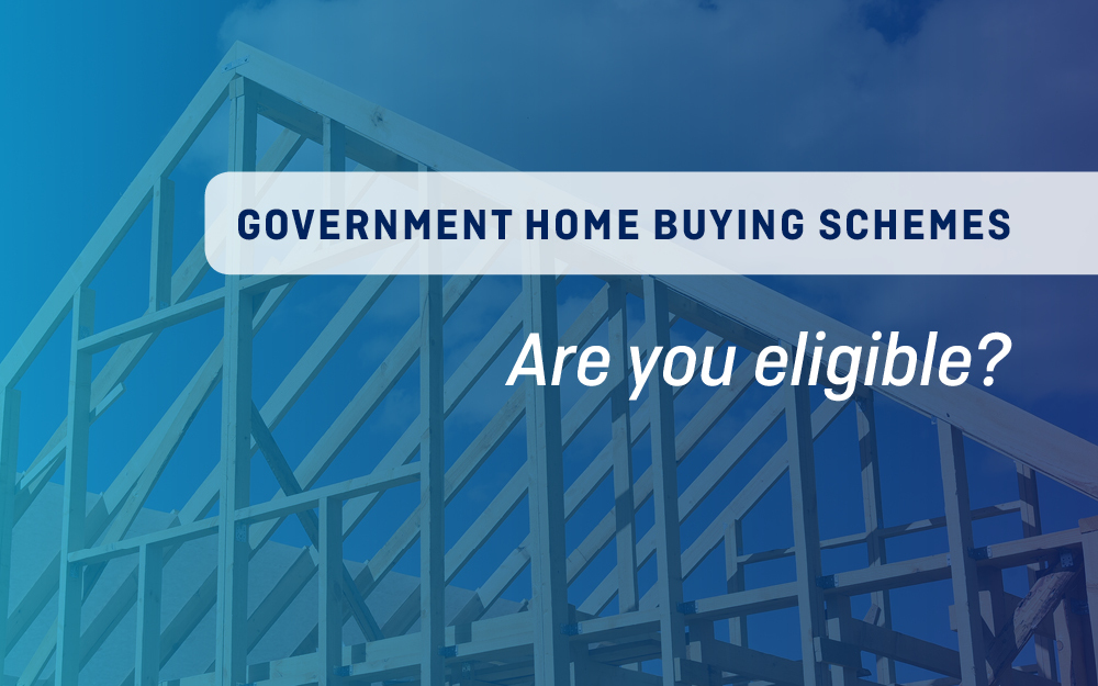 The latest government home schemes explained