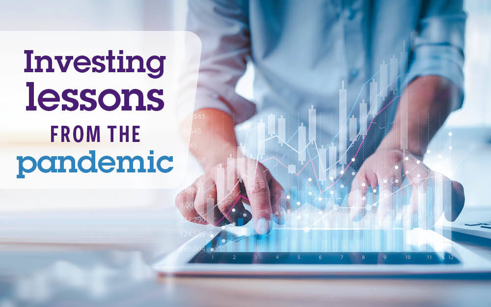 Investing lessons from the pandemic