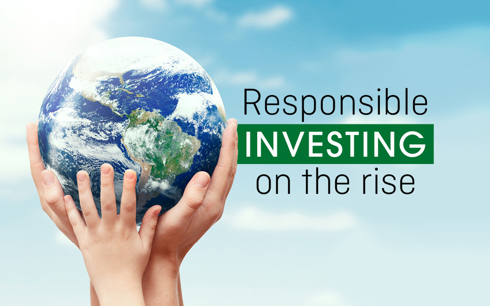 Responsible investing on the rise